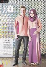 model baju muslim modern, Pusat-Gamis-Terbaru-Dimaz-by-Naura