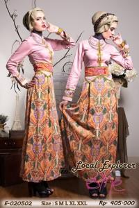 baju gaun Pusat-Gamis-Terbaru-Esme local-explorer-E-020502