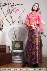 baju muslim modern butik, Pusat-Gamis-Terbaru-Esme local-explorer-E-020503