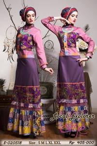 dress pesta muslim, Pusat-Gamis-Terbaru-Esme local-explorer-E-020518