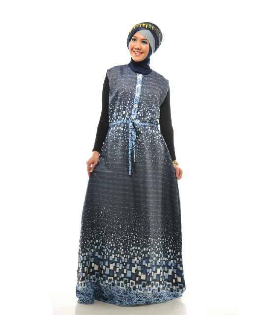 Aini Collection Baju Muslim Gamis Modern