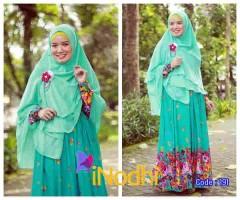 baju muslim modern full Pusat-Gamis-Terbaru-Inodhi-191