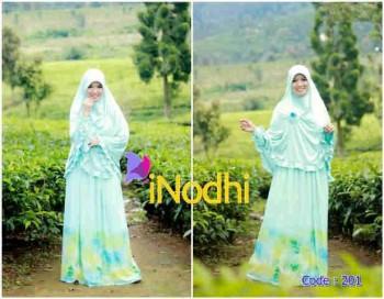 model baju muslim modern terbaru, Pusat-Gamis-Terbaru-Inodhi-201