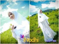 Model Baju Muslim Modern Pusat-Gamis-Terbaru-Inodhi-203