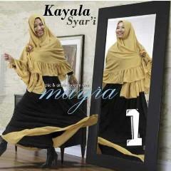baju muslim trendy, Pusat-Gamis-Terbaru-Kayala-by-Mayra-Kode-1