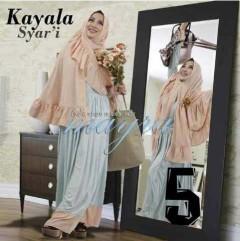 baju muslimah modis, Trendy, Pusat-Gamis-Terbaru-Kayala-by-Mayra-Kode-5