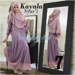 baju muslim terbaru 2014, Pusat-Gamis-Terbaru-Kayala-by-Mayra-Kode-7