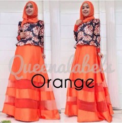 pakaian hijab modern, Pusat-Gamis-Terbaru-MEDIVA-Vol-2-by-Queena-Orange