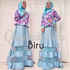 model baju yg lg trend Pusat-Gamis-Terbaru-MEDIVA-Vol-2-by-Queena-biru