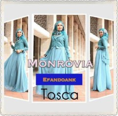 Model busana muslim modern elegan, Pusat-Gamis-Terbaru-MONROVIA-By-Efandoank-Tosca