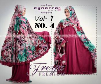 model baju gaun muslim Pusat-Gamis-Terbaru-Mukena-Freya-Premium-Vol-1-no-4