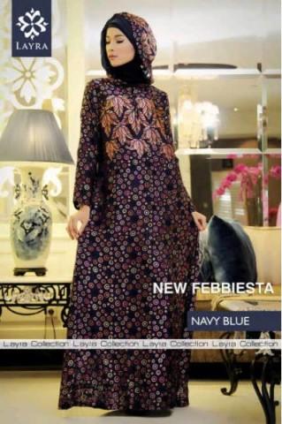 baju muslim modern facebook Pusat-Gamis-Terbaru-New-Febiesta-Abaya-2-Navy-Blue
