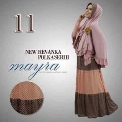 baju muslim modern butik, Pusat-Gamis-Terbaru-New-Revanka-by-Mayra-Kode-11