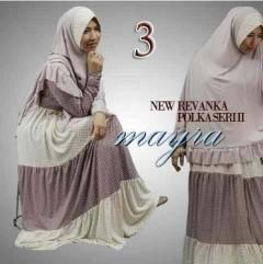 baju muslim modern 2014,Pusat-Gamis-Terbaru-New-Revanka-by-Mayra-Kode-3