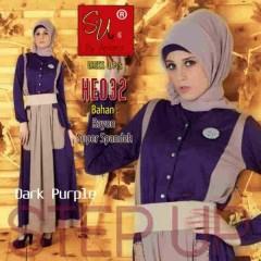 model baju yg terbaru Pusat-Gamis-Terbaru-Step-Up-Agastya-(HE-032)-Dark-Purple