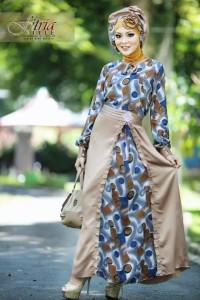 model baju muslim modern terbaru, Pusat-Gamis-Terbaru-Tsalitsa-by-Fitria-Style-Coksu