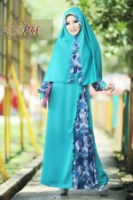 baju muslim terbaru gamis Pusat-Gamis-Terbaru-Tsalitsa-by-Fitria-Style- Tosca