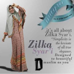 baju muslimah pesta Pusat-Gamis-Terbaru-Zilka-by-Mayra-Kode-D
