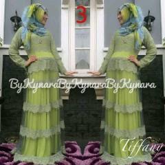 model baju muslimah pesta Gamis-TerbaruTiffany-by-Kynarra-3