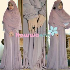 model baju online  Nabawiyya Lavender