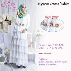Pusat-Gamis-Terbaru-Ayana-Dress-White