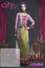 baju muslim elegan wanita Pusat-Gamis-Terbaru-E-020603