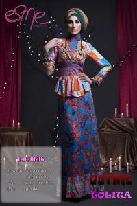baju muslim elegan online Pusat-Gamis-Terbaru-E-020606