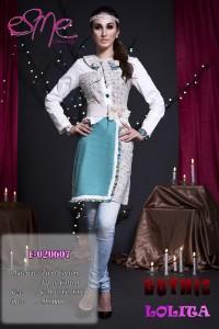 baju muslimah trendy Pusat-Gamis-Terbaru-E-020607