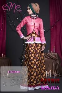 baju muslim modern dan elegan Pusat-Gamis-Terbaru-E-020610