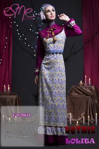 model baju muslim modern Pusat-Gamis-Terbaru-E-020611