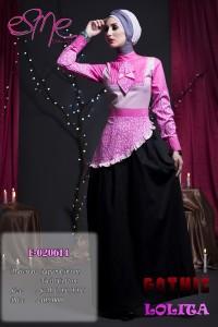 baju muslim hari ini Pusat-Gamis-Terbaru-E-020614
