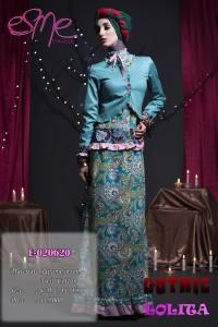 baju muslim kantor online Pusat-Gamis-Terbaru-E-020620