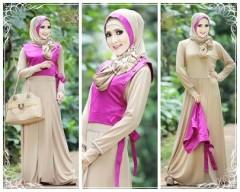 baju muslim anak terbaru Pusat-Gamis-Terbaru-Hafadah-by-Fitria-Style-Coksu