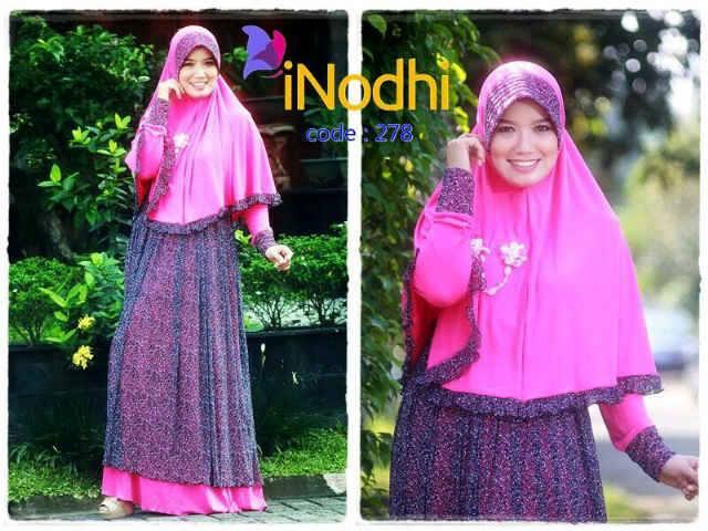 model baju yang lagi trend di indonesia Pusat-Gamis-Terbaru-Inodhi-Kode-278