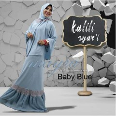 model baju gaun muslim modern Pusat-Gamis-Terbaru-Kalili-Syar'i-by-Mayra-baby-Blue