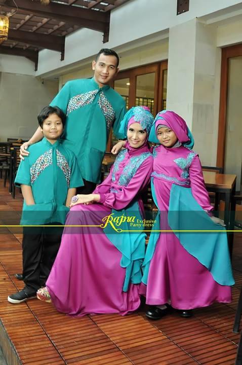 Sarimbit Rj 13 Tosca Baju Muslim Gamis Modern
