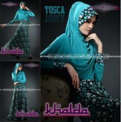 baju muslim cantik modern Pusat-Gamis-terbaru-Khalda-by-Cynarra-Tosca