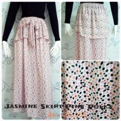 rok panjang formal Pusat-Gamis-terbaru-New-Jasmine-Skirt-by-Zelia-Polka
