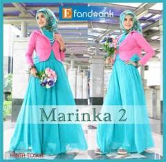 baju muslim elegan modern Pusat-Gamis-terbaru-New-Marinka2-Fanta-Tosca