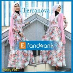 model baju muslim modern 2014 Pusat-Gamis-terbaru-Terranova-by-Efandoank-Dusty-Pink