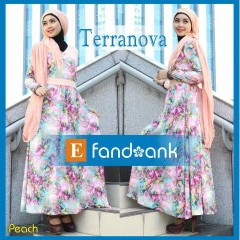 baju muslim terbaru tahun 2014 Pusat-Gamis-terbaru-Terranova-by-Efandoank-Peach