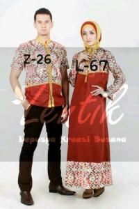 model baju yang lagi trend di indonesia Pusat-Gamis-terbaru-Z26-&-L67-by-Lentik-Red