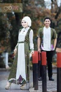 baju muslim fashion Pusat-Gamis-Terbaru-FITRAH-FITRI-broken-White