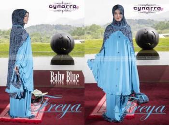 mukena bordir cantik mewah Pusat-Gamis-Terbaru-Mukena-Freya-Batik-Baby-Blue