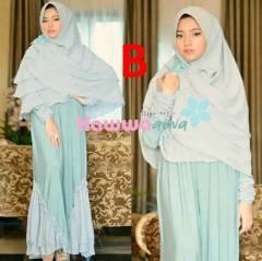 model baju gamis Pusat-Gamis-Terbaru-Nabawiyyah-by-Hawwa-Aiwa-kode-B