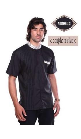 sarimbit trend 2014 Pusat-Gamis-Terbaru-Syura-Koko-by-Nanbells-Black