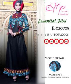 model baju muslimah pesta Pusat-Gamis-Terbaru-e-020709