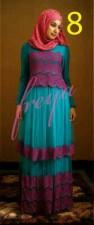 baju muslimah terbaru Pusat-Gamis-terbaru-Queenella-by-Freya-Kode-8