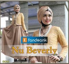 baju pesta modern Gamis-Terbaru-Nu-Beverly-by-Efandoank-Gold