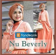 baju pesta pernikahan Gamis-Terbaru-Nu-Beverly-by-Efandoank-Orange